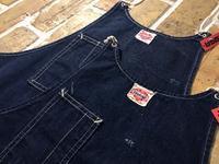 神戸店6/21(水)ヴィンテージ入荷!#4  Vintage Work Item!50's Carhartt Denim Apron!!! - magnets vintage clothing コダワリがある大人の為に。