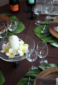 父の日のテーブル - 食卓から愛をこめて