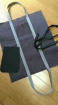 横長のバッグ - ミシン 縫い縫い日記