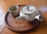 お茶をおいしく淹れられる急須 - 加藤わこ三度笠書簡