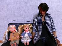 人形コント:其の31「パパのお嫁さん」 - 粘土天国