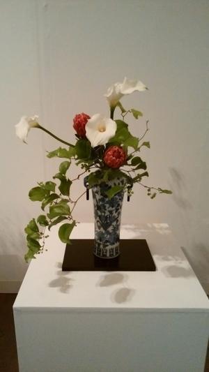21世紀美術館花展 - 鳩子の夢日記