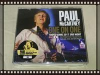 PAUL McCARTNEY / TOKYO DOME 2017 3RD NIGHT DEFINITIVE MASTER - 無駄遣いな日々
