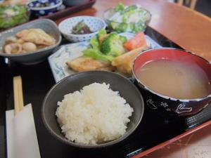 ひるまのごはん:家和(青森市) - 津軽ジェンヌのcafe日記