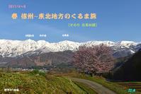 2017-4~6-(その5) 春・信州∼東北地方のくるま旅【 白馬編】 - 日本全国くるま旅