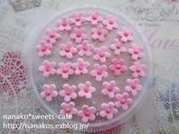 アイシングクッキーの飾り作り - nanako*sweets-cafe♪