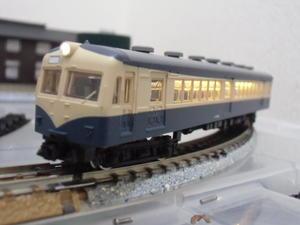 鉄コレ70系4輌編成 電飾完了(ようやく・・・) - 新湘南電鐵 横濱工廠2