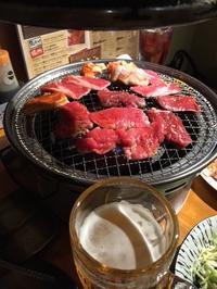 肉焼きー★ - 上野 アメ横 ウェスタン&レザーショップ 石原商店