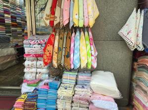 東大門の市場をフラフラ♪ - さくらの気持ちとsuper Seoul♪~ソウル旅行と美容LOVE~