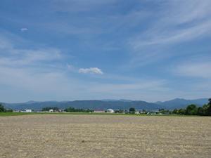 33.8℃の信州 - 安曇野時間