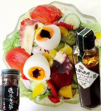 サラダに平水、庄屋さんが一番 - 九州平水の美味しいもの日記