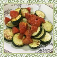 ズッキーニとトマトのグリル - kajuの■今日のお料理・簡単レシピ■