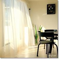 優しさに包まれる朝に、カーテンは必須。 - Arys style  「整える」くらし