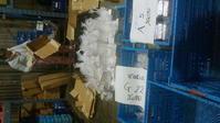 冷蔵倉庫作業日 - 共同購入スタッフのつぶやき