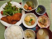 チキンソースカツ★(^^♪・・・・・700円ランチ - 日だまりカフェ
