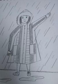 雨の小旅行 - たなかきょおこ-旅する絵描きの絵日記/Kyoko Tanaka Illustrated Diary