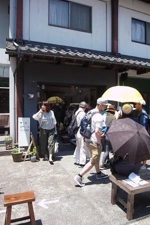 あじさい展開催中です。 - 北鎌倉GM..(ジーエムツー)手仕事の器・アクセサリー・雑貨の店