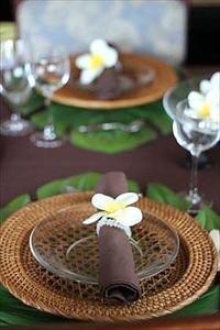 父の日のテーブル つづき (料理&デザート編) - 食卓から愛をこめて