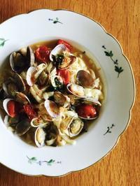 手打ちパスタでおうちランチ♪ - 横浜・フランス&世界旅の料理教室 ~うららの味な旅 味な日々~
