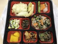 今日の健康弁当はハモの天ぷら(でもカロリーは427kcal) - よく飲むオバチャン☆本日のメニュー