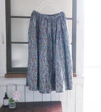 リメイク* リバティのギャザースカート - yasumin's cafe*
