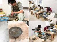 本日の陶芸教室 Vol.698 - 陶工房スタジオ ル・ポット