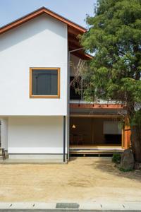 スイリュウヒバのある家 - イシハラスタイル