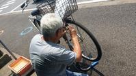 町の自転車屋さん - 歌い手菅野千恵のaround me
