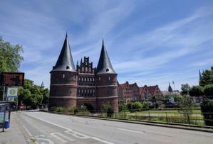 夏日が続いてます - 7つの塔が見える窓から in ドイツ