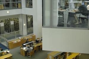 近代的な図書館 - 風忘続々