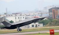 F-35A 戦闘機 国内製造初号機 - モクもく写真館