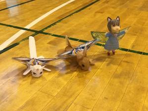 Xウィング型羽ばたき飛行機の可能性で遊ぶには - 超小型飛行体研究所ブログ