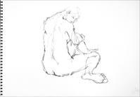 『 Gallery tanasita 17 』 開設 63 - 『Gallery tanasita 1735』croquis・drawing・dessin・ sketch