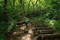 4歳児が歩く赤城山・・・の巻 - 館林の完全お一人様専用 くつろぎの美容室 ぱ~せぷしょんの ウェブログ