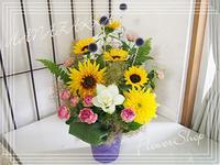 季節のアレンジメント - hanazakka*花雑貨