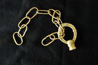 ブロンズの鎖  Hold(Okumu6.21) - スペイン・バルセロナ・アンティーク gyu's shop