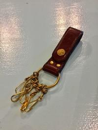 DAMASQUINA / CIRCLE ANCHOR KEYHOLDER - Safari ブログ