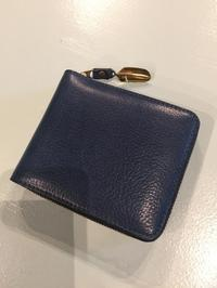 DAMASQUINA / FEATHER ZIP WALLET SMALL - Safari ブログ
