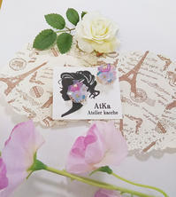 紫陽花ブーケ - Atelier kacche