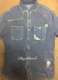 POLOのメンズシャツ - ♪Allegro moderato♪~穏やかに早く~