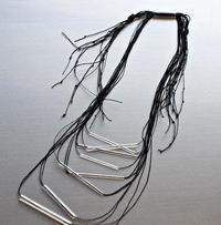Tube / チューブ - Noriko Herron    Glass + Art