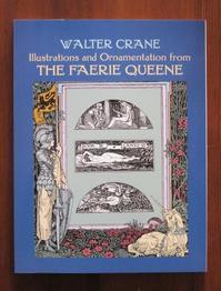 ウォルター・クレイン画の「妖精の女王」 - Books