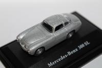 1/87 Schuco Mercedes-Benz 300SL Prototype - 1/87 SCHUCO & 1/64 KYOSHO ミニカーコレクション byまさーる