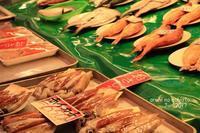 近江市場1 - ある日の足跡