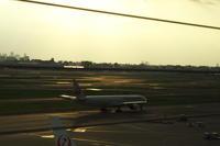 HND - 159 - fun time (飛行機と空)