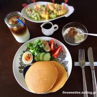 【レシピ】パンケーキ - for my sweeties