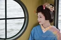 海と女 - 雲母(KIRA)の舟に乗って