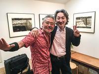 今日も多くの方々にご来館頂きまして、ありがとうございました。 - 写真家 永嶋勝美の「散歩の途中で . . . !」(DGSM Print)