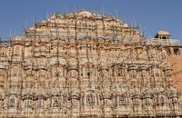 風の宮殿 ジャイプール Palace of the Winds, Jaipur - 鴉の独りごと