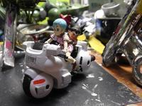 メカコレクション ドラゴンボール  その5 - お手軽ガンプラ Season 2